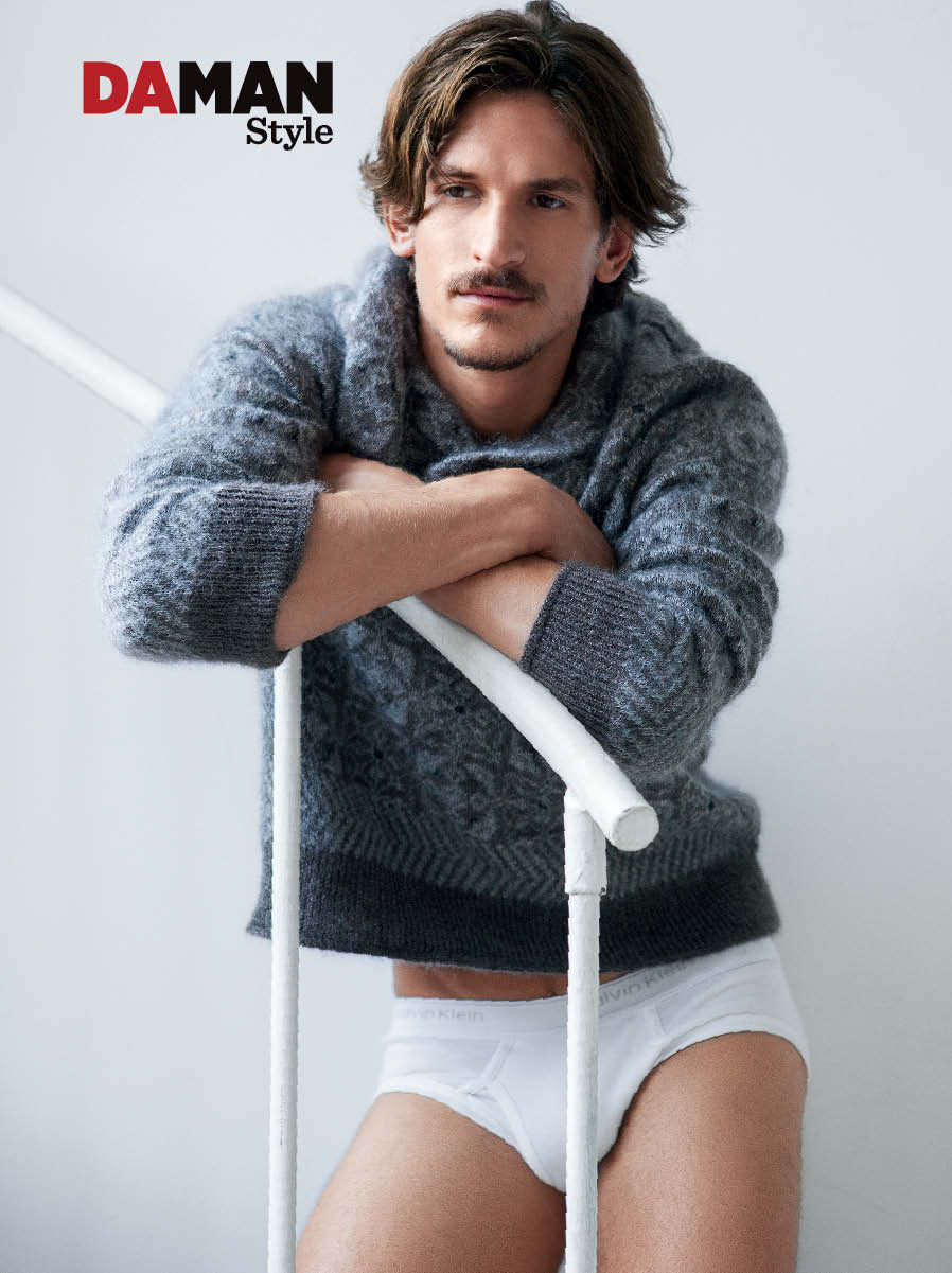 Model Jarrod Scott