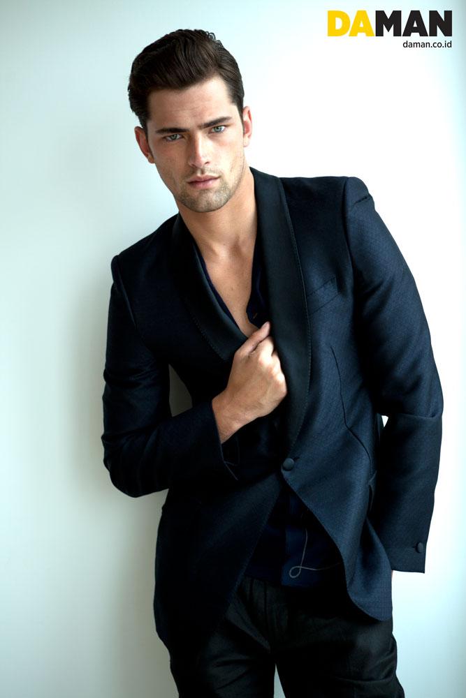 Model Sean O Pry