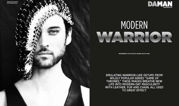 Modern Warrior Featured Image