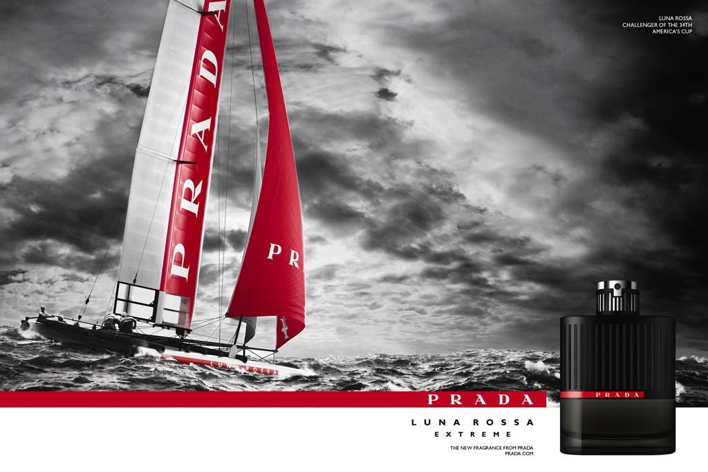 Prada Luna Rossa Official Ad Campaign