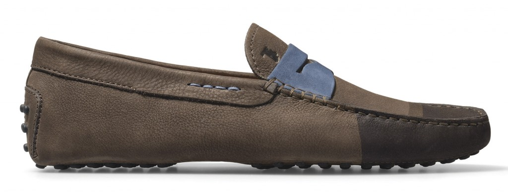 Essential Tod's Gommino Shoes DAMAN Brown