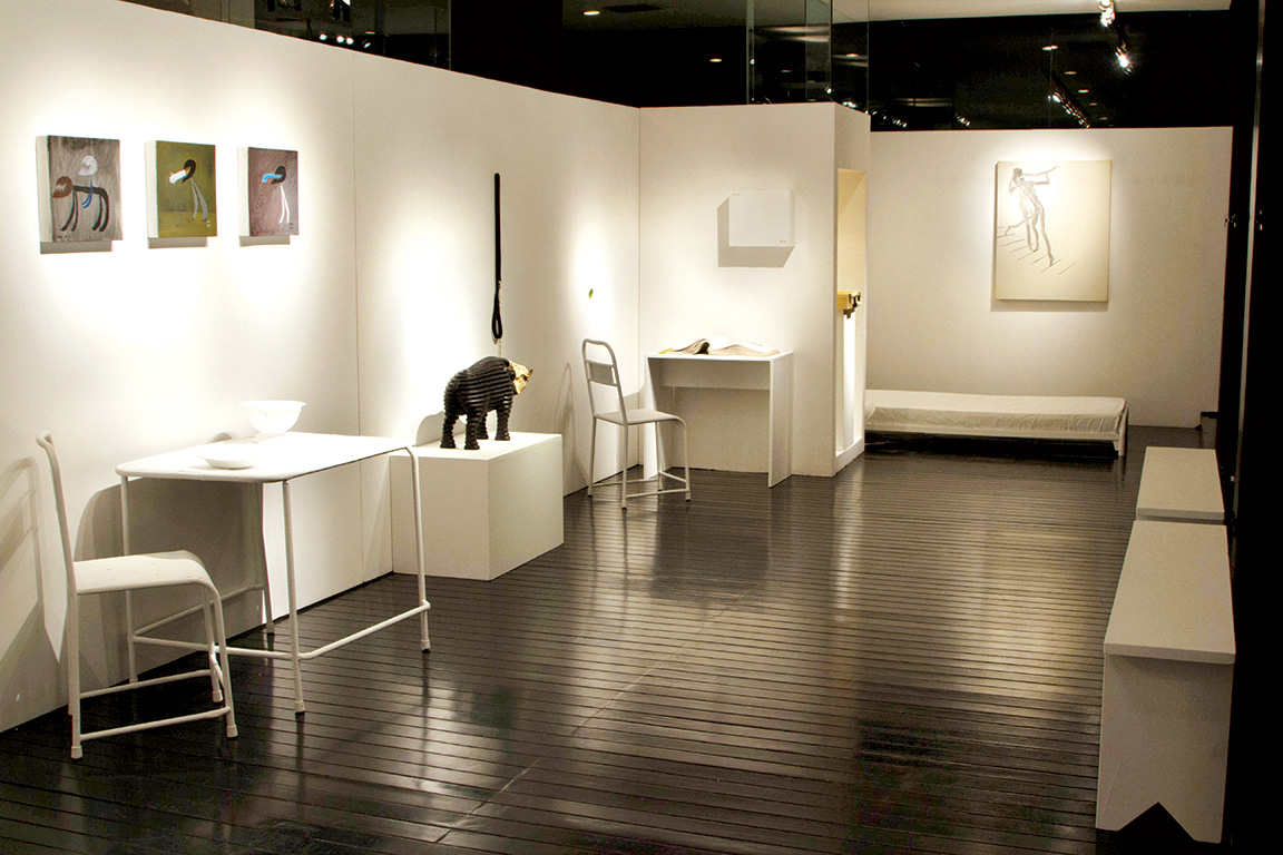 BIASA ArtSpace Portable Gallery View
