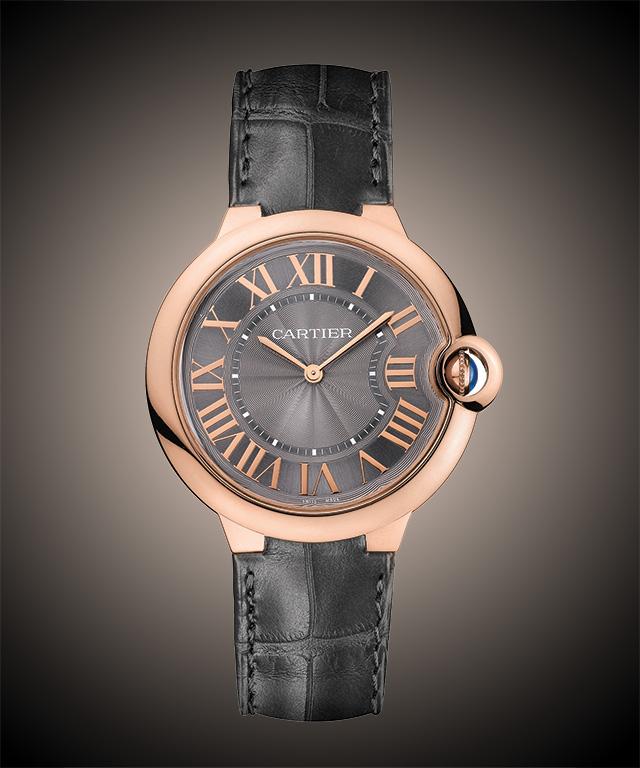 Cartier Ballon Bleu de Cartier DAMAN Watch