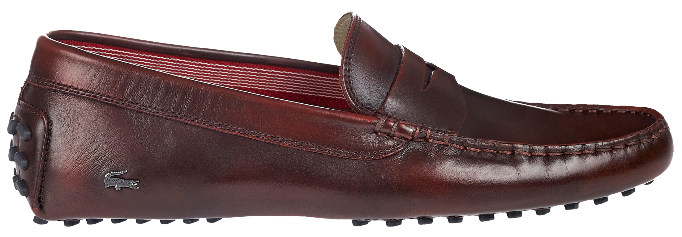 cf3926418 Pick  Concours Loafers by Lacoste