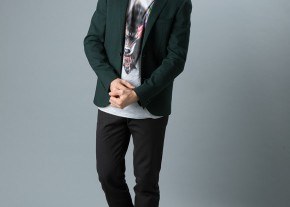 Know-How Green Blazer DAMAN 1