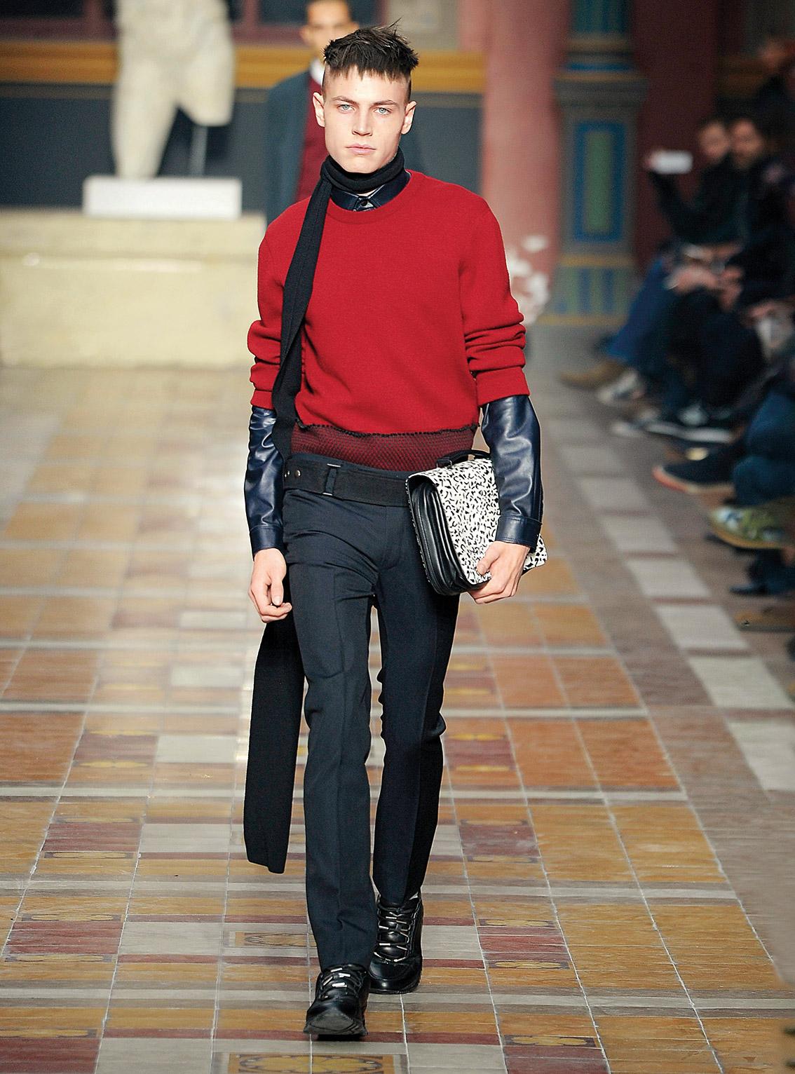 Lucas Ossendrijver Lanvin Homme Designer DAMAN Interview