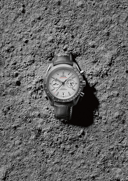 Watch Omega Speedmaster Replicates The Color Codes Of