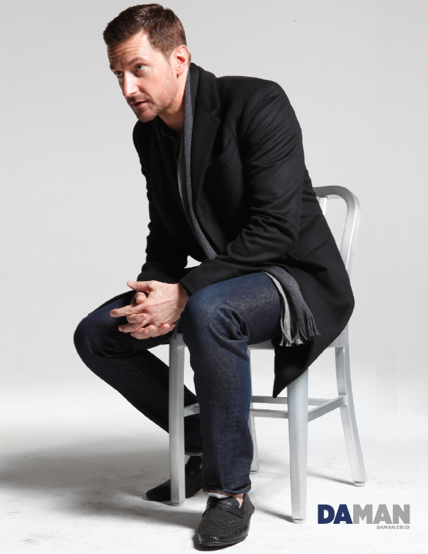 Richard Armitage Outtake Photo DAMAN 4