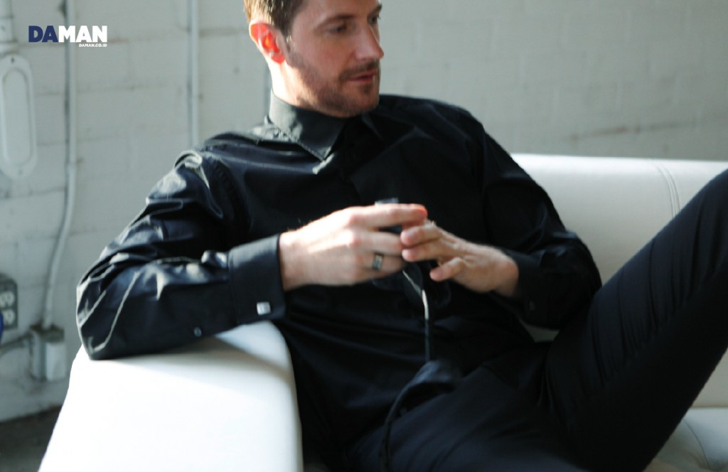 Richard Armitage Outtake Photo DAMAN 6
