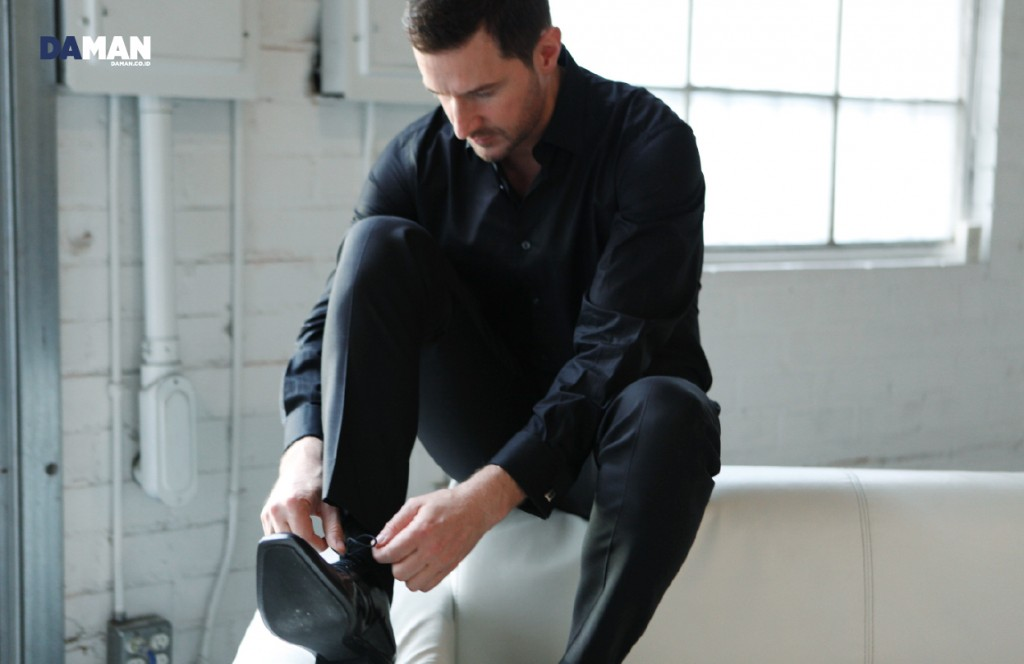 Richard Armitage Outtake Photo DAMAN 7