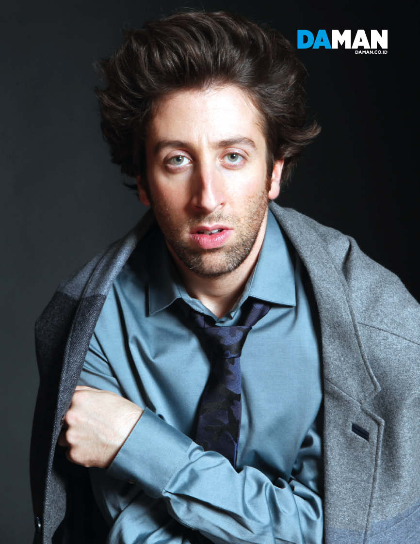 exclusive feature simon helberg talks the big bang theory and his semi auto biographical film. Black Bedroom Furniture Sets. Home Design Ideas