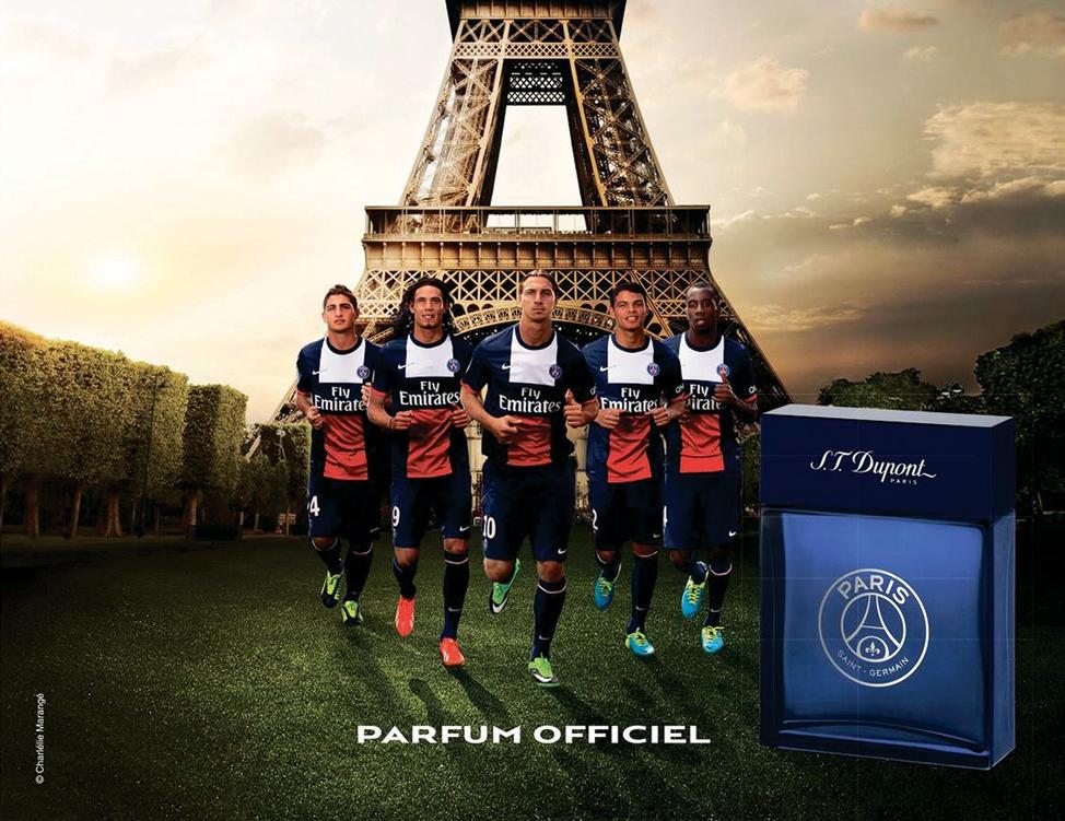S.T. Dupont Parisian Ad Campaign DAMAN Scent