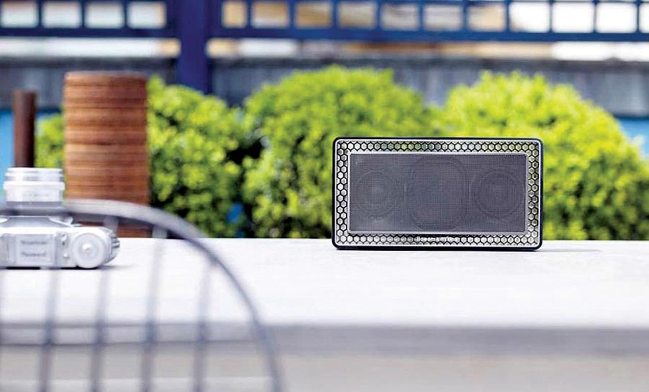 Bowers & Wilkins DAMAN Gadget Bluetooth Speaker T7