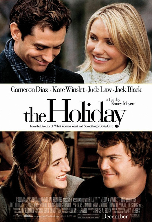 DVD DAMAN Holiday Heartwarmers The Holiday