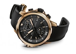 IWC Aquatimer DAMAN Watch