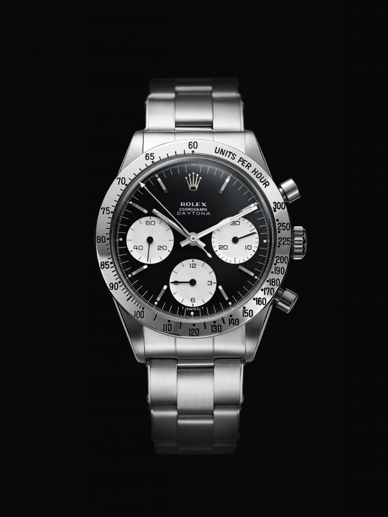 DA MAN Timely Investment Insights Watch 33_First-Cosmograph-Daytona_1963
