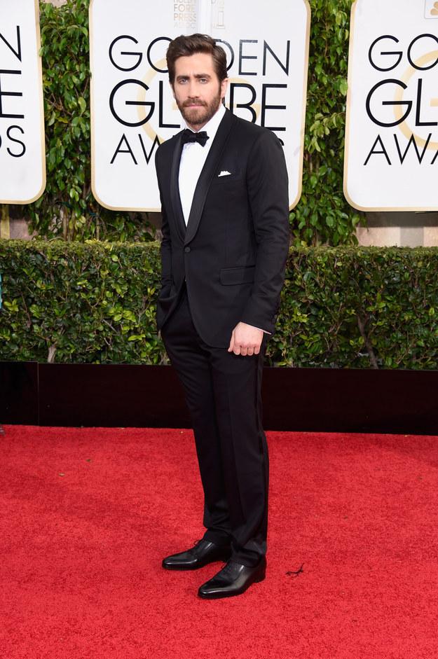 5 Jake Gyllenhaal