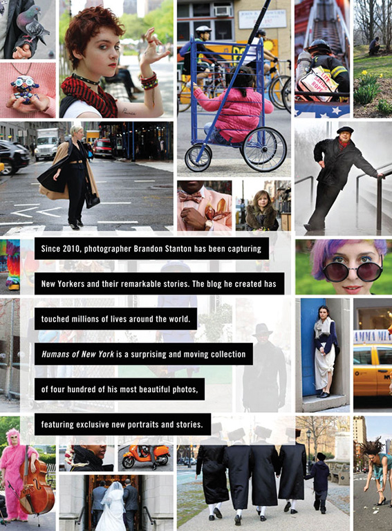 DA MAN Books Humans of New York and Essential Business Reads (2)