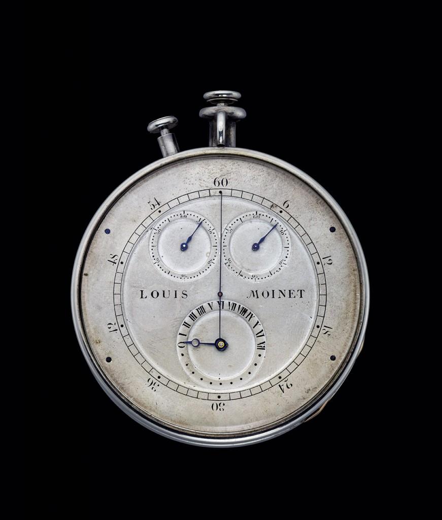 Mechanism Chronicles of Chronograph DAMAN