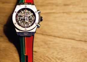 Hublot Big Bang Mechanism Chronicles of Chronograph DAMAN