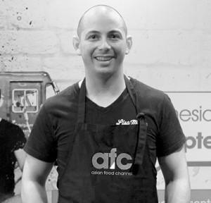 Chef Matt Basile DA MAN Cuisine