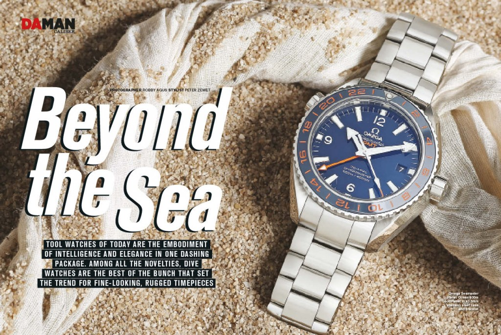 DA MAN Beyond the Sea Watch Spread Diving_1