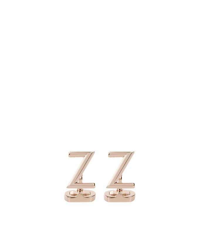 Z Zegna Gold Cufflink DA MAN Essential