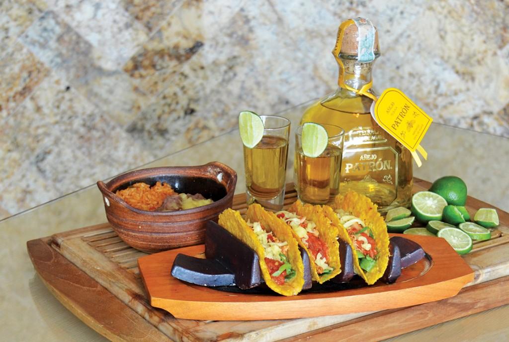Bengawan Tequila Tacos DA MAN Eat + Drink