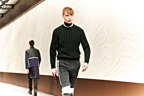 New York Fashion Week Fall/Winter 2014/2015 Opening Ceremony