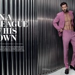 Fashion Spread: Playing a Whole Different Ball Game in 'In A League of His Own'