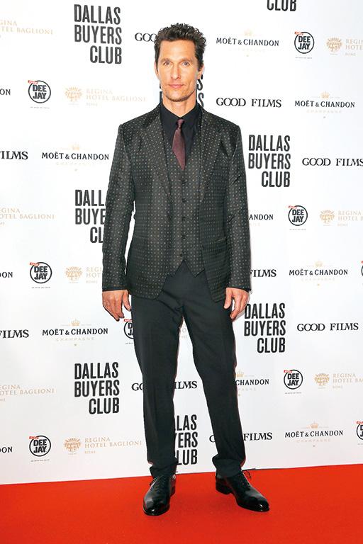 Matthew-McConaughey-Dallas-Buyers-Club-Rome-Premiere