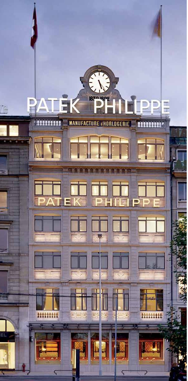 patek philippe employee discount