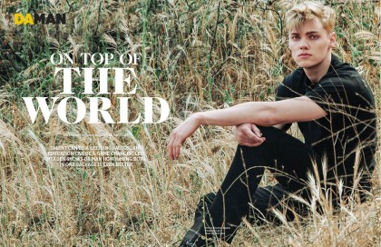 Online Exclusive Feature: Levi Meaden