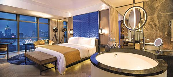 W-Beijing-Chang'an---Spectacular-Room--北京长安街W酒店-壮美客房