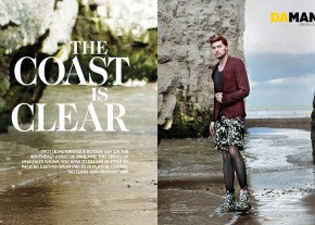 Fashion Spread: The Coast is Clear