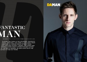 Cover Story: Jamie Bell