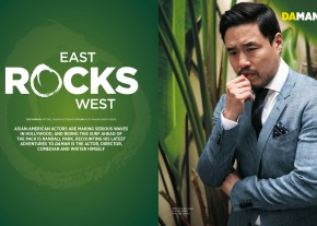 Exclusive Feature: Randall Park