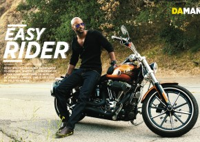 Exclusive Feature: Ricky Whittle