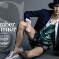 Fashion Spread: Somber Summer