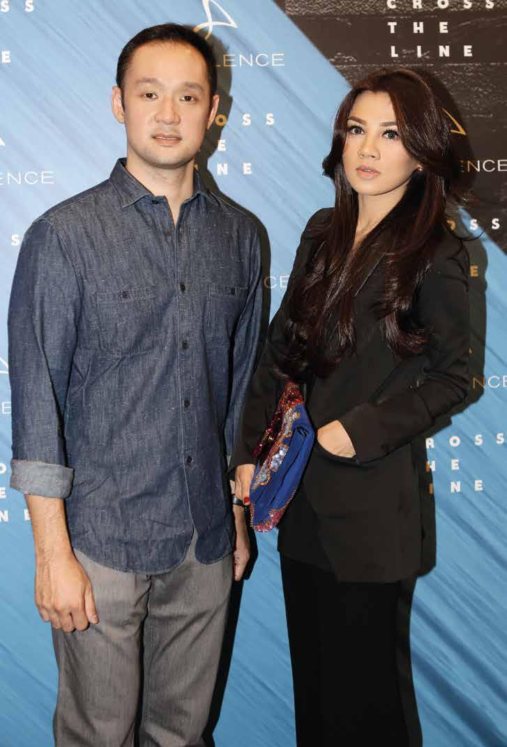 Seng Hoo Ong & Adinda Bakrie Ong