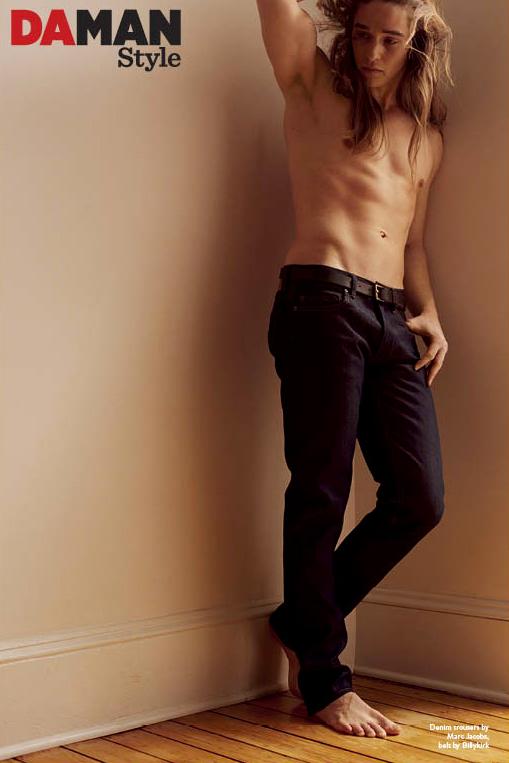 rock über jeans