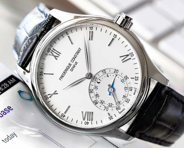 Watch: Horological Smartwatch by Frederique Constant