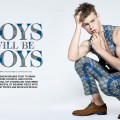 Fashion Spread: Boys will be Boys