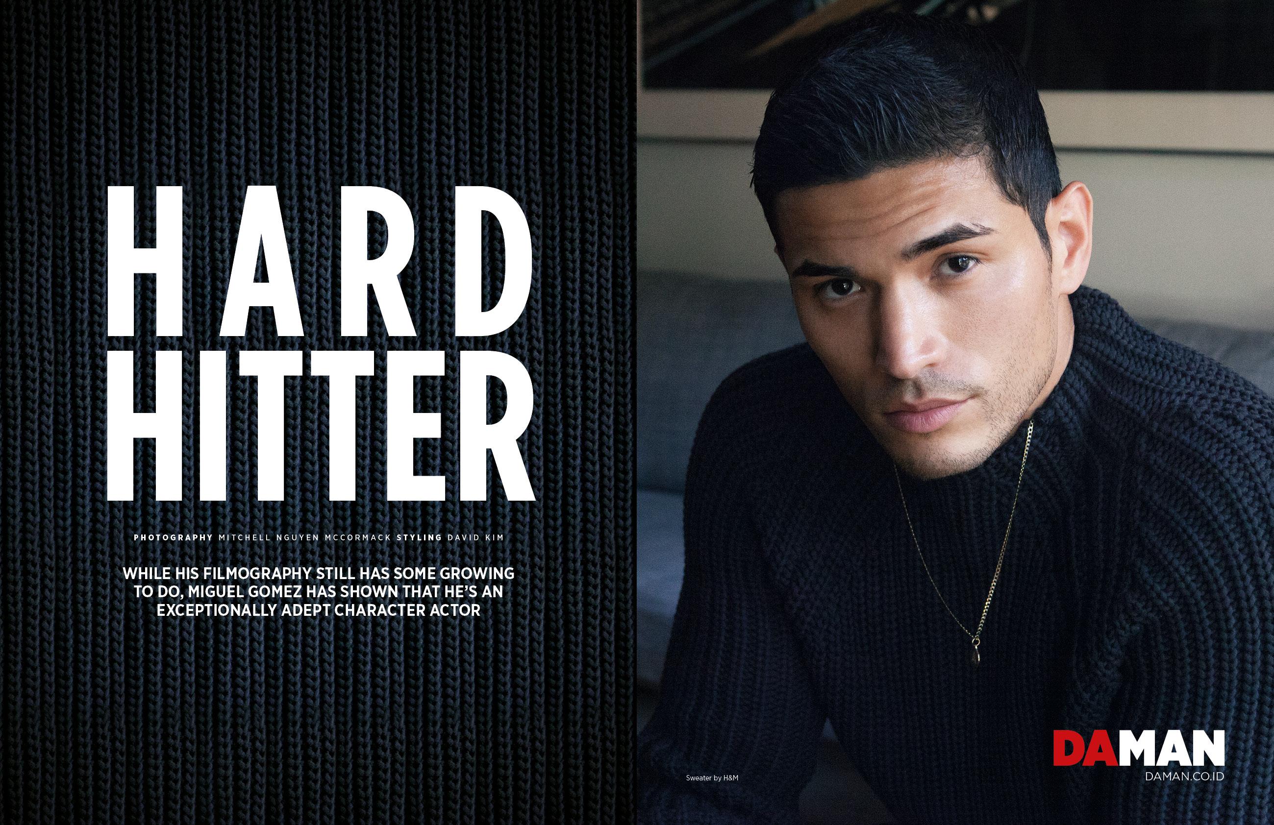 Exclusive Feature: Miguel Gomez