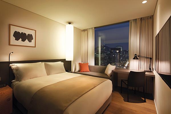 Shilla-Stay-Seodaemun_Double-Room