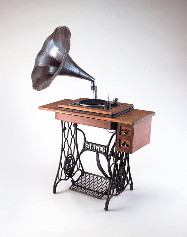 Singer-Gramophoniac