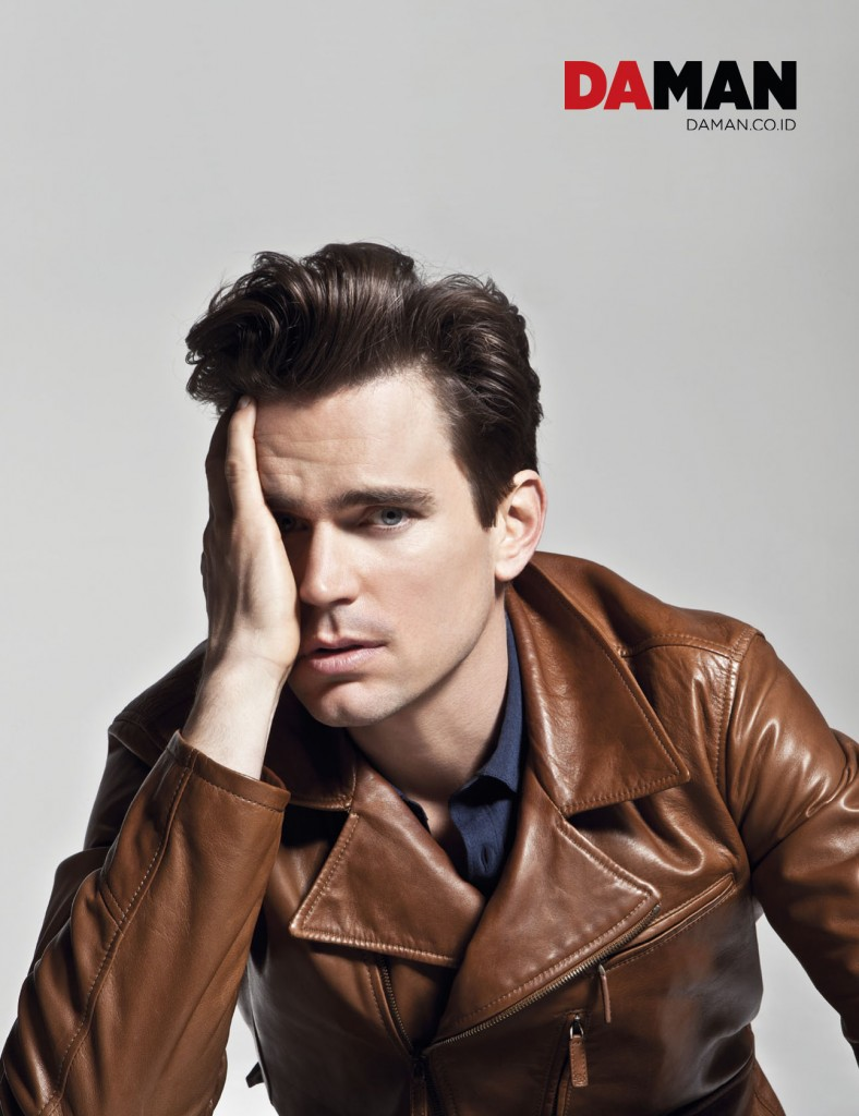 Matt Bomer for DA MAN