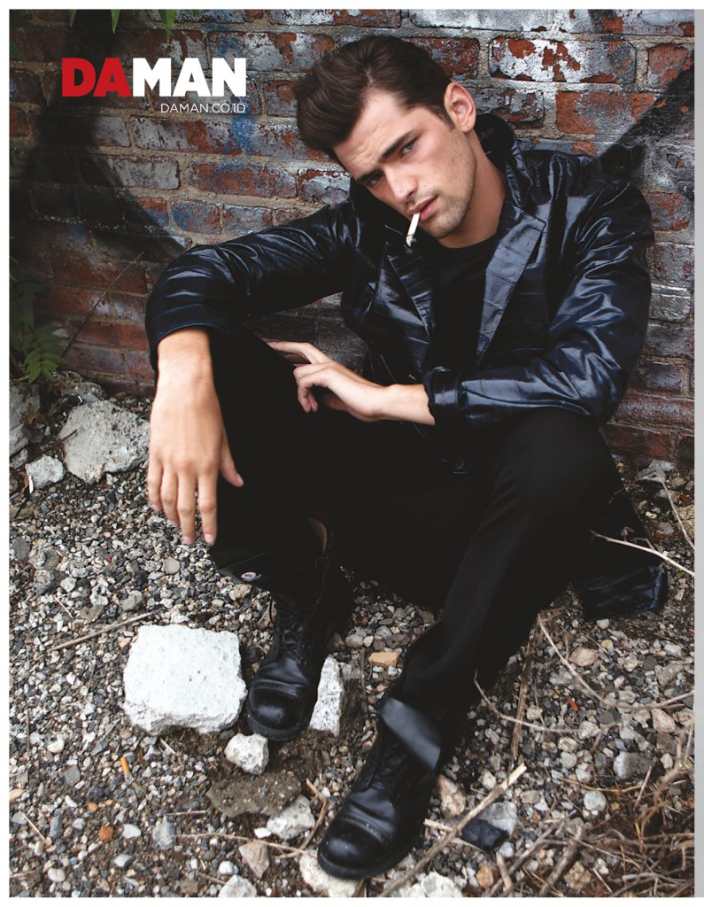 Sean O'Pry for DA MAN
