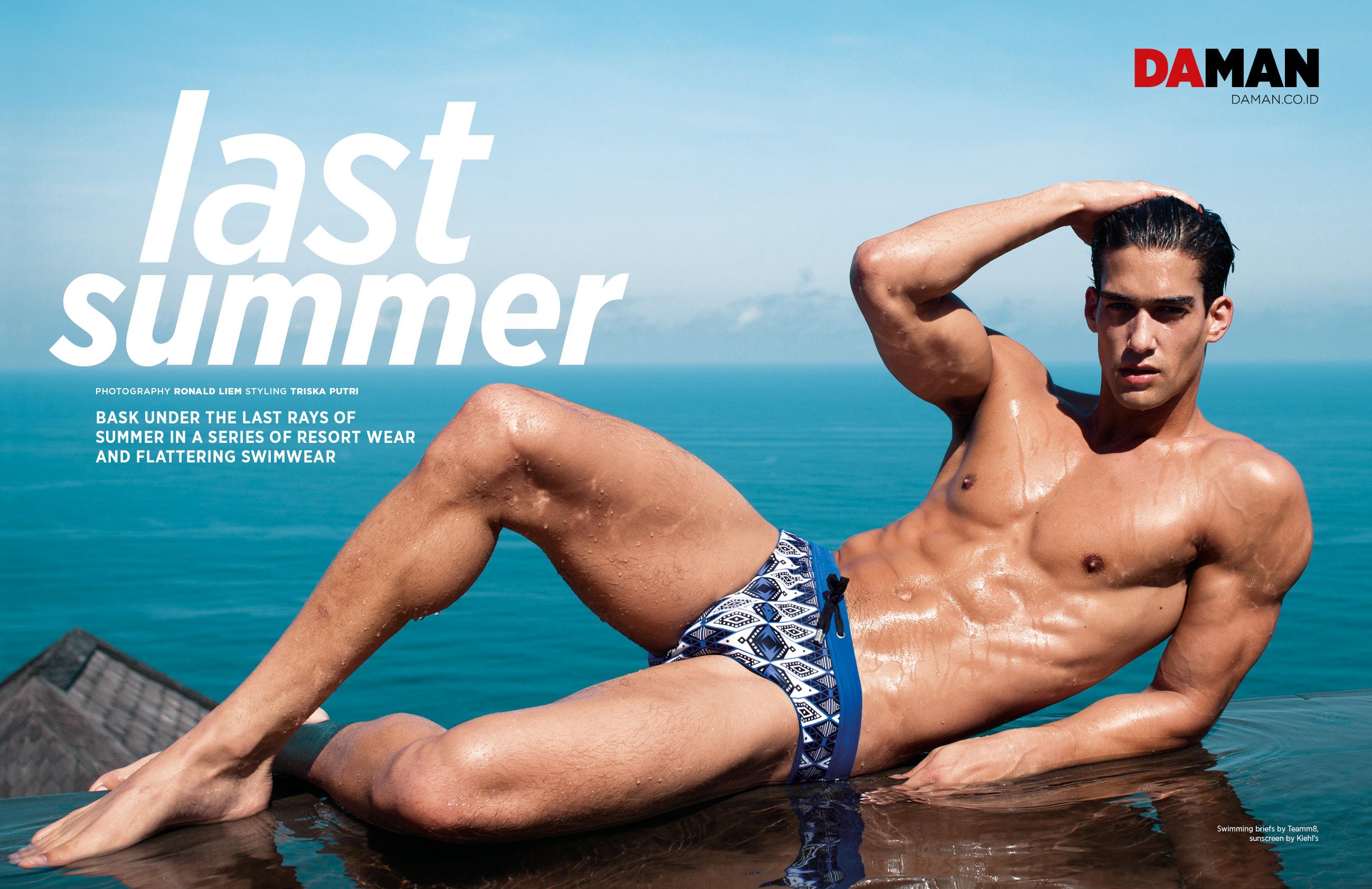 Fashion Spread: Last Summer