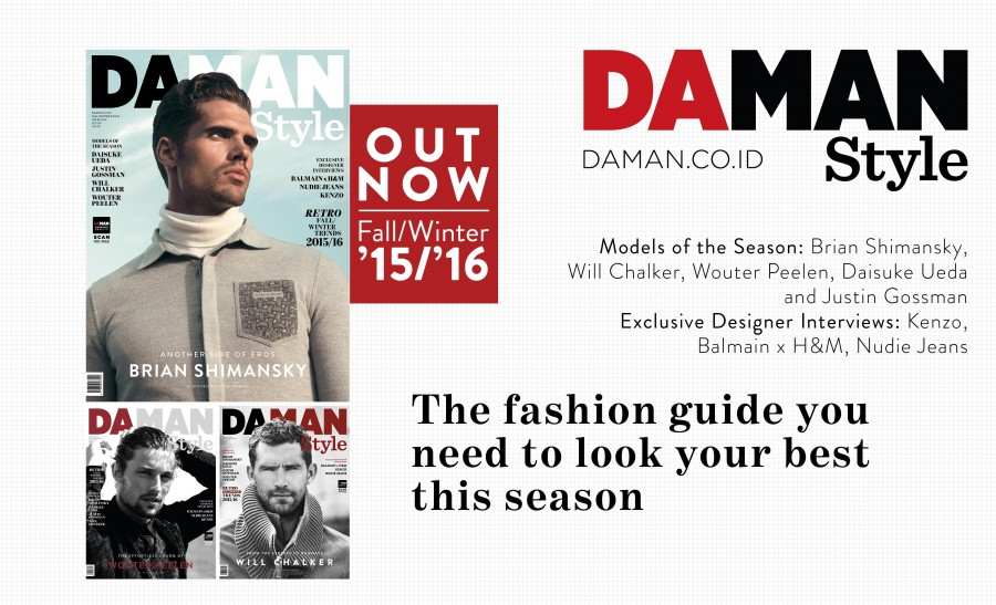 DA MAN Style — Fall/Winter 15/16